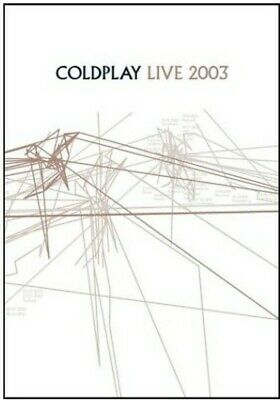 Coldplay: Live 2003 [2 Discs] DVD Region 1 - BRAND NEW _ FACTORY SEALED