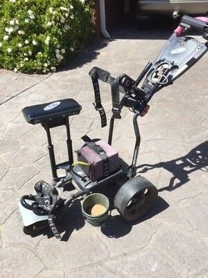 MGI Electric Golf Buggy SL50 Compact