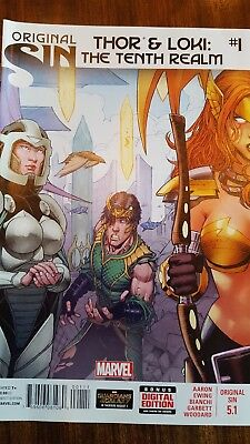 Original Sin - Thor & Loki: The Tenth Realm - Issues 5.1 to 5.5