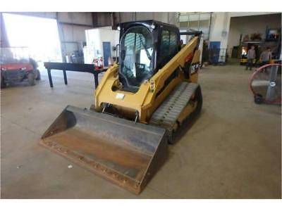 2016 Caterpillar 289D Skid Steer Loader Cat