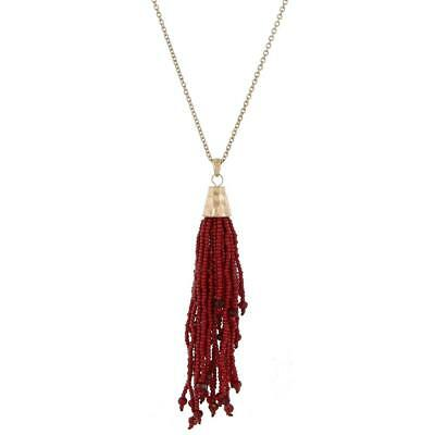 Red Betty Necklace