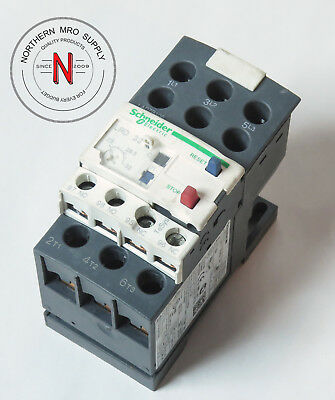Schneider Electric Telemecanique Lrd32 Overload Relay, 600V, 32A