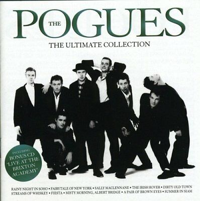 The Pogues - The Ultimate Collection (with Bonus disc Live At The Brixton