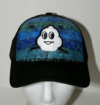 New Style Michelin Man Rubber Tire Car Trucker Racing Baseball Cap Hat New M/L