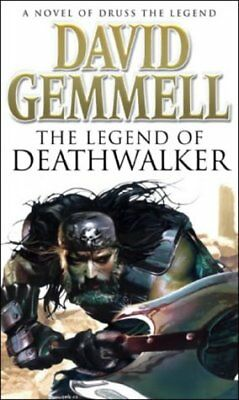 The Legend Of Deathwalker by David Gemmell | Paperback Book | 9780552150811 | NE