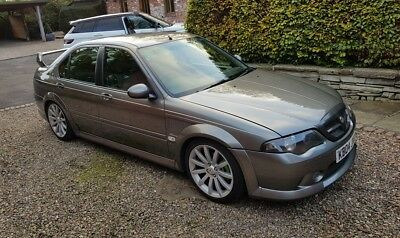 MG ZS 180 2.5 V6 X power edition Very rare and fast becoming a collector's item