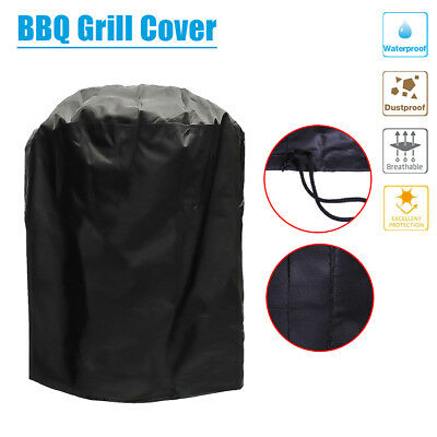 BBQ Grill Cover Burner Waterproof Outdoor Patio Gas Charcoal Barbecue Protector