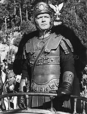 Stephen Boyd 1964 Great Vintage Photo Portrait The Fall Of The Roman Empire 1964