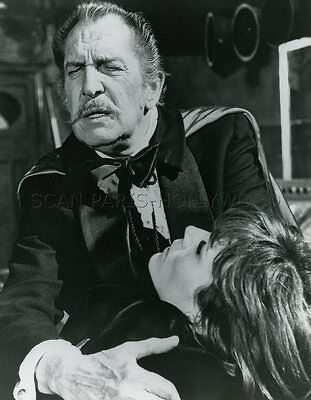Vincent Price Diana Rigg Theatre Of Blood 1973 Vintage Photo Original N°2