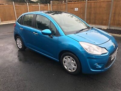 Citroen C3 Airdream VTR 1.4 HDi Automatic 2012 Damaged