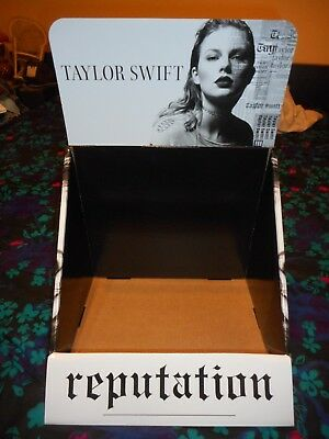 Taylor Swift - Reputation - Original Album Counter Display - Local P/U Only