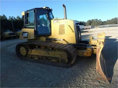 2015 Caterpillar D6K2 Lgp Track Type Crawler Tractor Dozer Cat