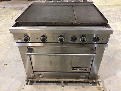 """Garland 36"""" Heavy Duty (2) All Purpose Sections Top with Standard Oven"""