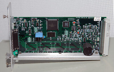 Newport Esp7000 Motion Controller Axis Driver Module, Tested Good, Rev P