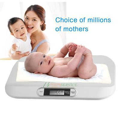 20KGS/44LBS Digital Electronic Weight Scale Baby Infant Pet Midwife's Bathroom