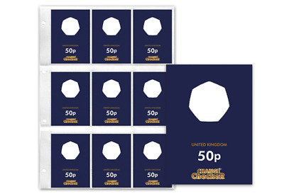 Change Checker Plus 50p Collecting Page [Ref 440T]