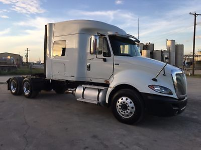 International Prostar Sleeper Tractor Truck 10 Speed 475 Hp 2012 2013 Low Mile