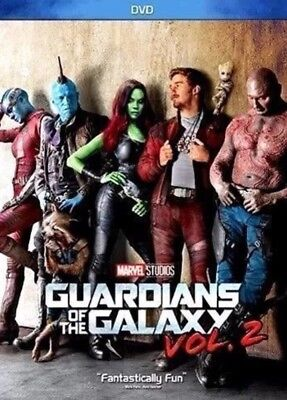 Guardians of the Galaxy Vol. 2 ( DVD 2017 ) Action-  Super Fast Shipping