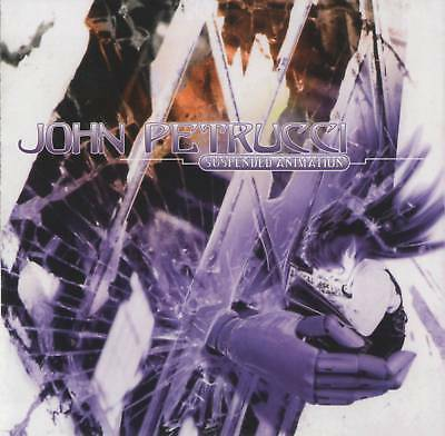 JOHN PETRUCCI - SUSPENDED ANIMATION (2005) RARE CD Jewel Case+GIFT Dream Theater