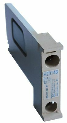 Eaton Thermal Unit, 6.75 to 11 Full Load Amps, For Use With NEMA Sizes 00 - 0
