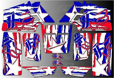 yamaha banshee full graphics kit decals