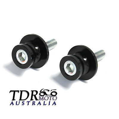 NEW 10mm Swingarm Stand Spools Slider for Kawasaki Ninja 250R (EX250) 1988-2013