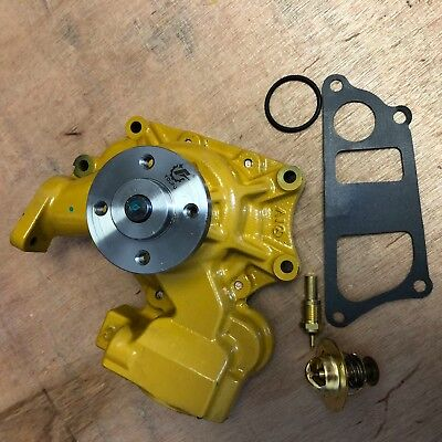 6204-61-1302 Water Pump,THERMOSTAT,SENSOR, for Komatsu 4D95S-W-1 ENGINE D20-6/7