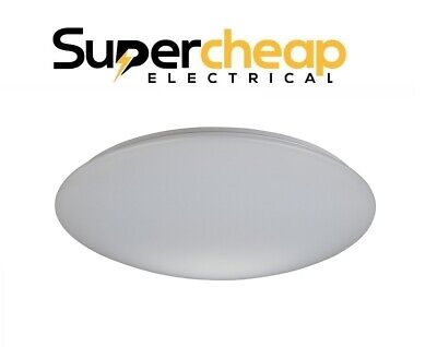 3A 30W 18W 30W LED Oyster Ceiling Downlight CCT Tri Colour