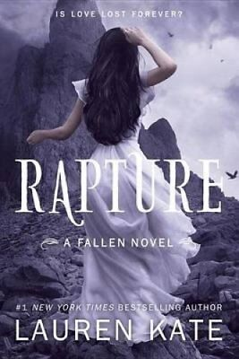Fallen: Rapture by Lauren Kate (2014, Paperback)