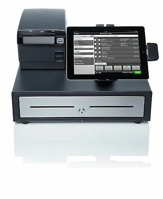 NCR Silver POS Cash Register System for iPad or iPhone - mobile point of sale