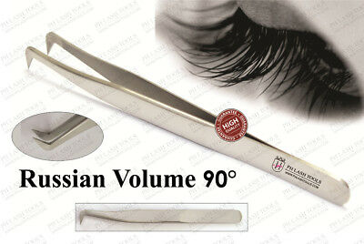 Russian VOLUME 90deg, EyeLash Extension Tweezers