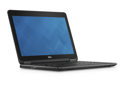 "Dell Latitude E7240 - i5-4300U 12,5"" HD 4GB 128GB SSD Win 10 PRO"