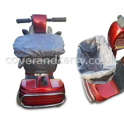 Mobility Scooter Basket Bag And Cover Essential Range