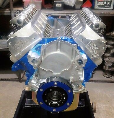 Blueprint engines ford 347 cid 400hp base stroker crate engine 400 hp ford 347 stroker engine motor with edelbrock heads free shipping malvernweather Images