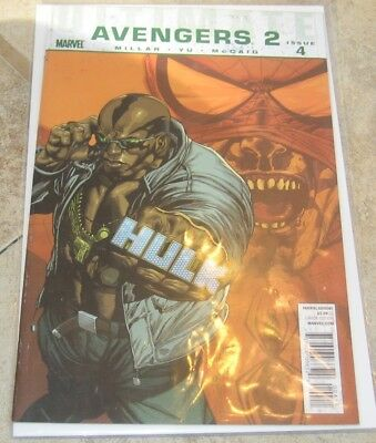 Ultimate Avengers 2 #4 VG/Fine Mark Millar Marvel Comics