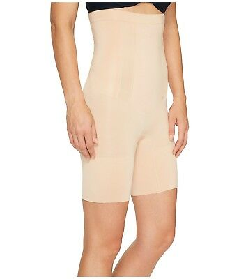 8ca524323e Star By Spanx Tame to Fame Mid Thigh Shaper Natural Glam Size B - NWOT