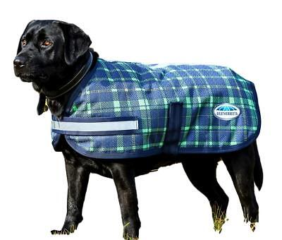 Weatherbeeta Parka 1200D Dog Coat Waterproof and Breathable with 220g Fill