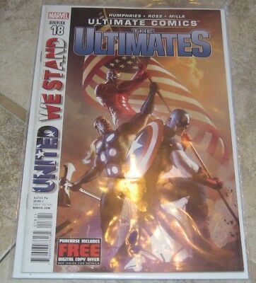 Ultimate Comics The Ultimates #18 NM Sam Humphries Marvel Comics