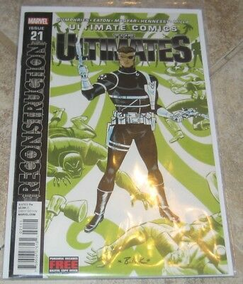 Ultimate Comics The Ultimates #21 NM Sam Humphries Marvel Comics