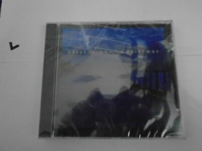 Reflections Of Christmas Contemporary Instrumentals Cd New  080688329426