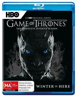 Game Of Thrones: Season 7 - Blu Ray Region B Free Shipping!