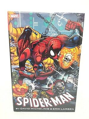 Spider-Man David Michelinie & Erik Larsen Omnibus HC Hard Cover New Sealed $100