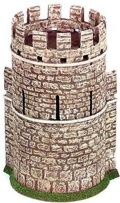 MBA Town Wall 25mm 90 Degree Towers Box MINT