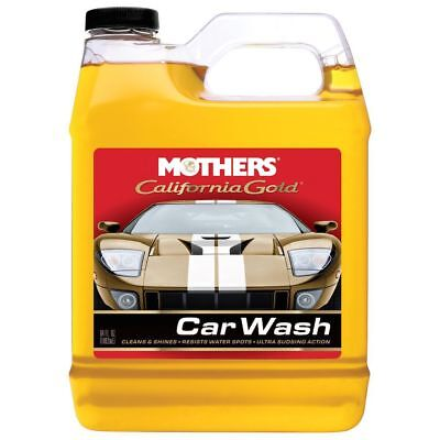 Mothers California Gold Car Wash 1892ml 655664 Free Shipping!