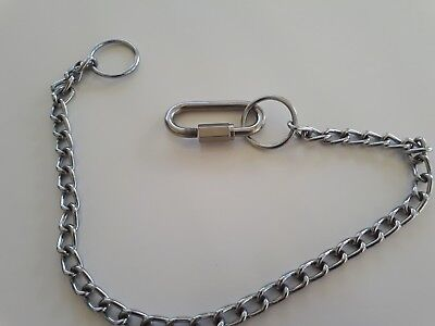 Security Guard or Corrections Key Chain for Police and Law Enforcement
