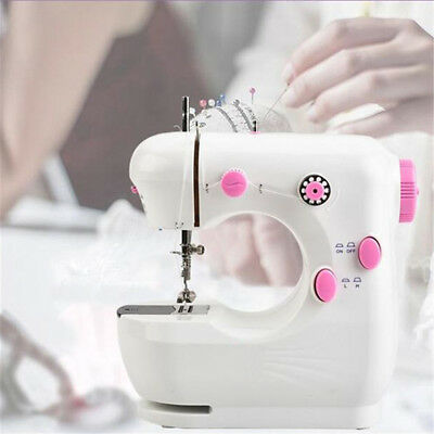 220V Multifunction Mini Electric Home Desktop Sewing Machine Handwork Household