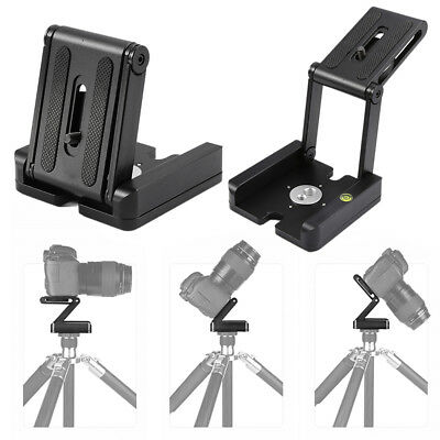 Flexible Tripod Photography Z Pan Quick release plate mount for DSLR Gopro Stand