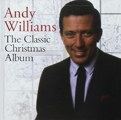 Andy Williams - The Classic Christmas Album [New CD]