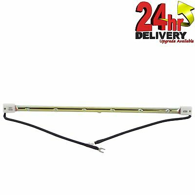 Anest Iwata 1kw Infra Red Paint Drying Heater Gold Lamp Bulb 220/240v 300mm