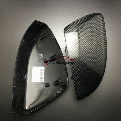 Carbon Fiber For Land Rover LR Discovery Sport 15+ Rearview Mirror Cover Replace